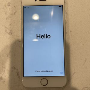 iPhone 6 (64 GB) Unlocked for Sale in Murrieta, CA