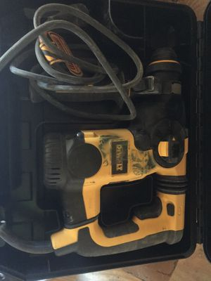 Dewalt hammer drill for Sale in Bowie, MD