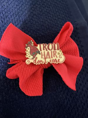 Troll hair accessory for Sale in DELRAY BEACH, FL