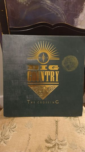 The big country first album The crossings green UK version for Sale in North Chesterfield, VA