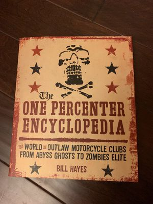 Never used one percenter encyclopedia for Sale in Waltham, MA