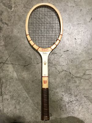 Jack Kramer vintage 1960s tennis racket for Sale in San Diego, CA