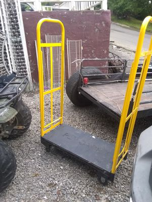 Very sturdy rolling cart commercial for Sale in Elkins, WV