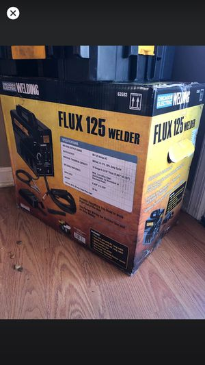 Chicago electric fluxcore welder for Sale in Joppa, MD