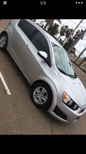 2013 Chevy sonic for Sale in San Diego, CA