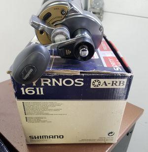 Shimano Tyrnos 16ii 2 speed for Sale in Bellflower, CA