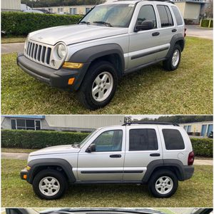 2007 Jeep Liberty for Sale in Kissimmee, FL