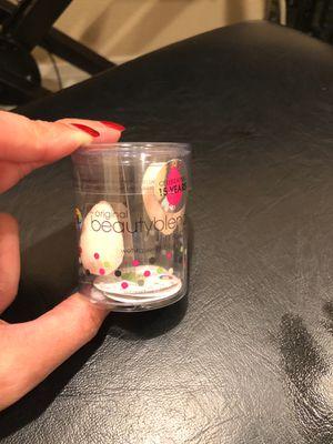 BRAND NEW NEVER USED beauty blender micro mini for Sale in Irvine, CA