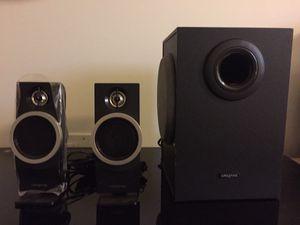 Desktop stereo computer speakers system for Sale in Norridge, IL