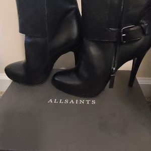 All Saints Kopitar Boots US 9.5, Eu 40. for Sale in Nolensville, TN