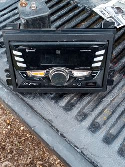 Dual Double Din Receive R for Sale in Waco,  TX