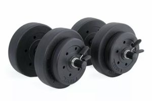 CAP 40 lb Vinyl Weight Set for Sale in Greenville, NC