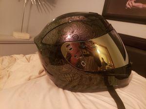 Icon crotchrocket helmet for Sale in Denver, CO