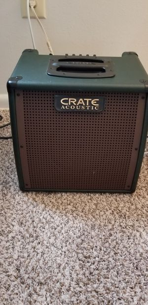 Crate CA15 Cimmaron Acoustic guitar amp 15Watts for Sale in Baltimore, MD