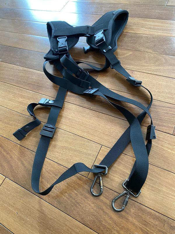 Black Rapids Dual Camera Harness