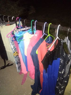 Woman's and Jr's dresses and tops for Sale in Garden Grove, CA