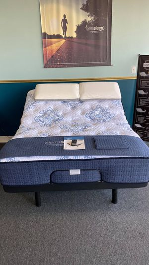 New Electric Adjustable Base for Your Mattress with USB Ports F7C for Sale in Grand Prairie, TX