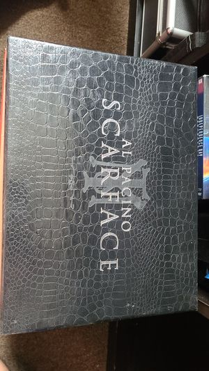 Al Pacino Scarface DVD Collector Edition for Sale in Los Angeles, CA