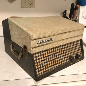 1950s Midcentury Modern Record Player for Sale in Manchester, CT