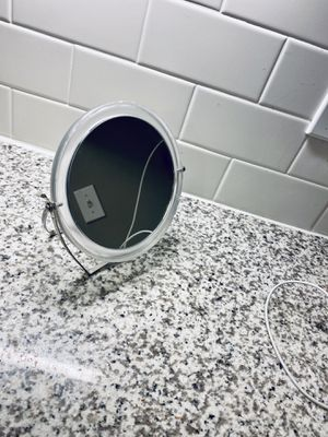 Make-up / Small Double sided Mirror (magnifies and regular) for Sale in St. Petersburg, FL