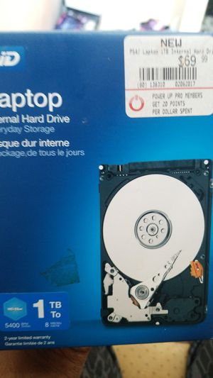 PS4/Laptop 1 TB Hard Drive for Sale in New Haven, CT