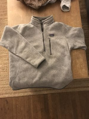 Men's L Patagonia pullover for Sale in San Diego, CA