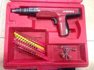 Jamerco concrete nail gun for Sale in Orlando, FL