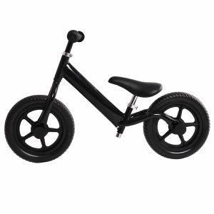 Goplus 12'' Balance Bike Classic Kids No-Pedal Learn To Ride Pre Bike w/ Adjustable Seat for Sale in Visalia, CA