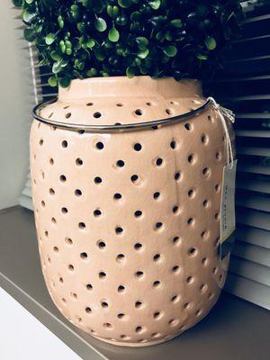 Beautiful Glazed Flower Pot for Sale in Boston, MA