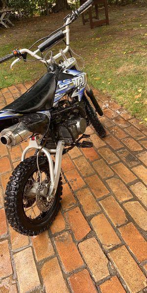 125cc runs good it's fast pit bike for Sale in Escalon, CA