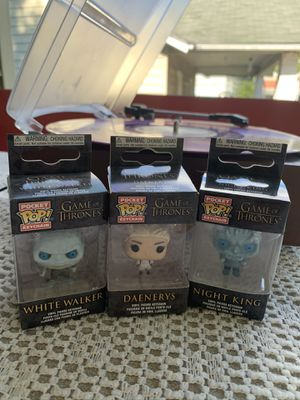 Game of Thrones Pocket Pop Keychain Bundle for Sale in Johnson City, TN