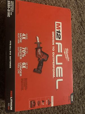 M12 Fuel Saw Kit for Sale in San Diego, CA