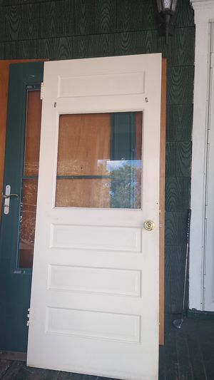 Nice window door for Sale in Canton, OH