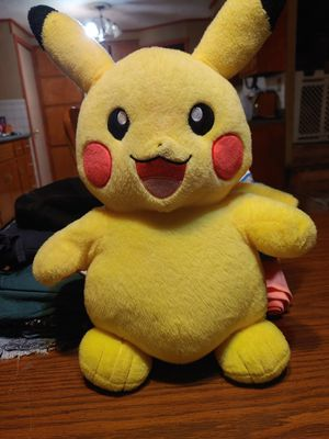 Build a bear Pikachu for Sale in Reading, PA
