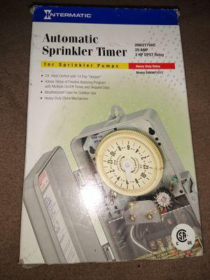 Sprinkler timer for Sale in Snellville, GA