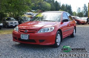 2005 Honda Civic Sdn for Sale in Bothell, WA