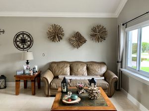 Free sofa and love seat for Sale in Hialeah, FL