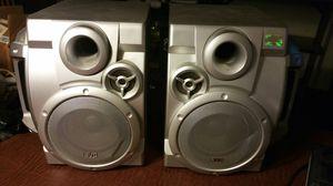 "JVC- TWO SPEAKERS ""SP-MXG50"" for Sale in Hazlet, NJ"
