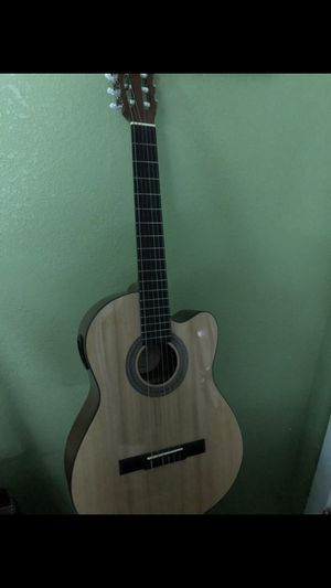 Lucero Classical Guitar. Will trade for guitar amp too. for Sale in Fort Worth, TX