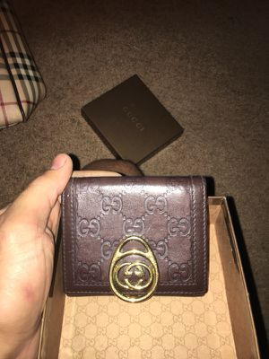 Vintage Gucci wallet for Sale in Haines City, FL