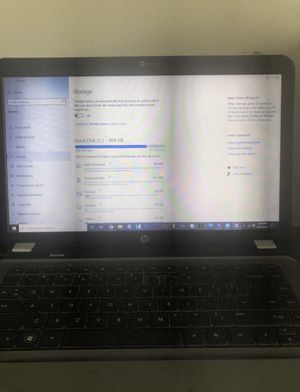 Hp pavilion g series laptop for Sale in Lehigh Acres, FL
