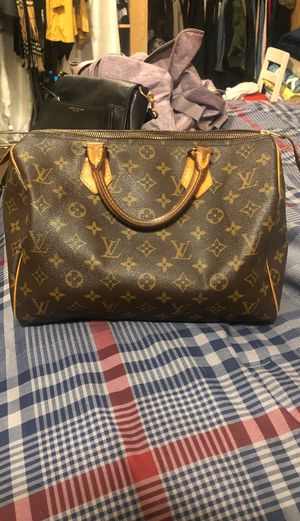 AUTHENTIC Louis Vuitton Speedy 30 Purse for Sale in Dallas, TX