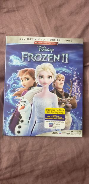 Disney Frozen II Movie $15 for Sale in Littleton, CO