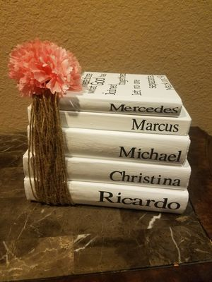 Cute personalized decor for your home! for Sale in San Antonio, TX