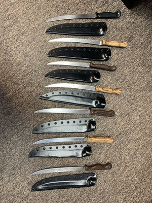 Now that fishing season is open, you will need a fillet knife for Sale in Tacoma, WA