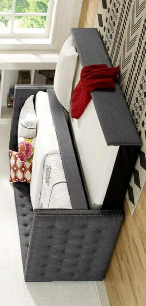 🚛SAME DAY DELIVERY /In stock Trina Gray Twin Daybed with Trundle for Sale in Silver Spring, MD