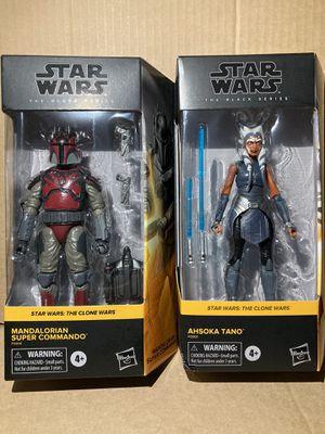 Star Wars Black Series Bundle for Sale in Grand Terrace, CA