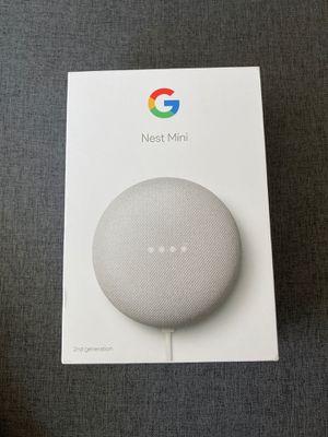 Google nest speaker for Sale in Corona, CA