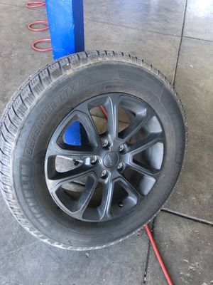 Jeep 18 wheels for Sale in Stockton, CA