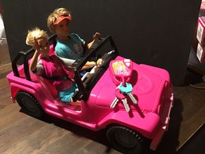 Barbie Jeep for Sale in Irwindale, CA